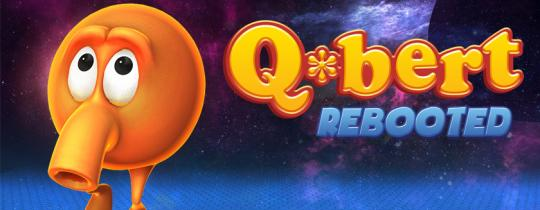 """Spiele """"Q*Bert Rebooted"""" auf NVIDIA SHIELD Android TV"""