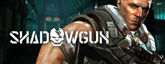 Shadowgun is Available! Go Get You Some!