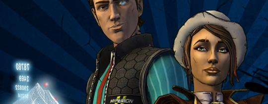 SHIELD Game im Spotlight: Tales From the Borderlands