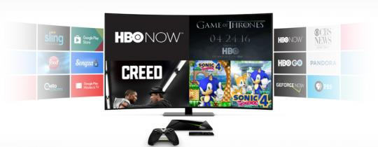 This week we're showcasing the HBO NOW app, Sonic the Hedgehog 4 EP 1 & 2 on GeForce NOW, the