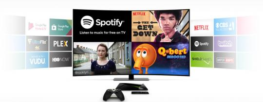 "Check out Spotify Gaming, Q*Bert Rebooted in the Android Store, ""The Get Down"" on Netflix, and ""Brooklyn"" on HBO NOW."