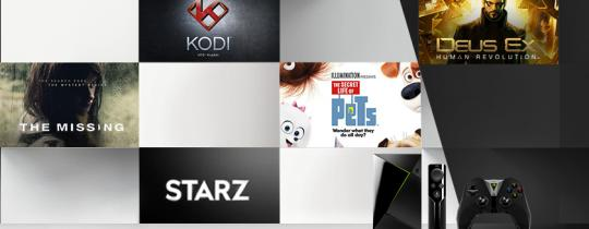 "This week, we're excited about Kodi 17.0 ""Krypton,"" the game, Deus Ex: Human Revolution on GeForce NOW, the TV show, ""The Missing"" on STARZ, and ""The Secret Life of Pets"" on Amazon Video, Vudu, and Fandango NOW."