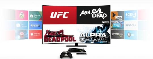 "This week we're excited about the UFC.TV & UFC FIGHT PASS app, Alpha Protocol on GeForce NOW, ""Ash vs Evil Dead"" on Starz, and ""Deadpool"" on Google Play."