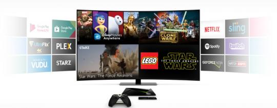 This week, we're showcasing the game, LEGO Star Wars: The Force Awakens on GeForce NOW, the movie,